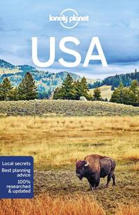Lonely Planet USA-