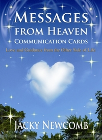 Messages from Heaven Communication Cards-Jacky Newcomb