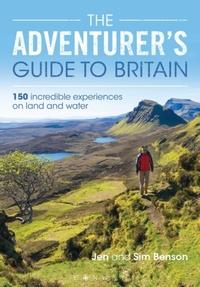 Adventurer's Guide to Britain-Jen Benson