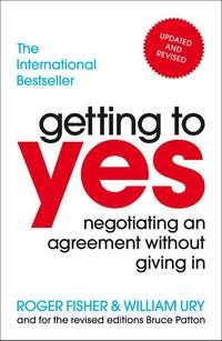 Getting To Yes-Roger William Fisher Ury