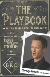 The Playbook-Barney Stinson