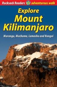 Explore Mount Kilimanjaro-Jacquetta Megarry