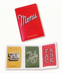 How to Read the Menu in France, Italy and Spain-Herb Lester