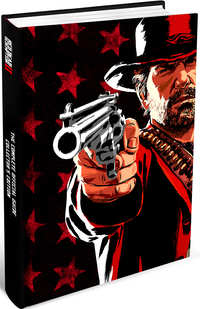 Red Dead Redemption 2 - The Complete Official Guide – Collector's Edition-