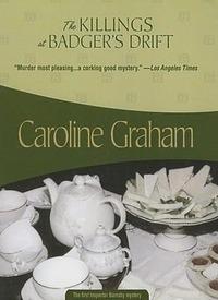 The Killings at Badger's Drift-Caroline Graham