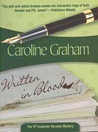 Written in Blood-Caroline Graham
