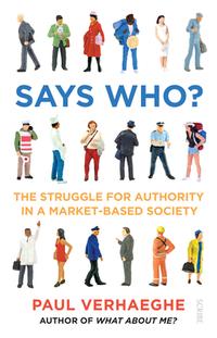 Says Who?-Paul Verhaeghe