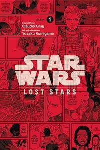 Star Wars Lost Stars 1-Claudia Gray