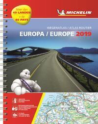 Atlas Michelin Europe 2019-