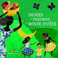 Danses Et Chansons Du Monde Entier-Divers Interpretes-CD