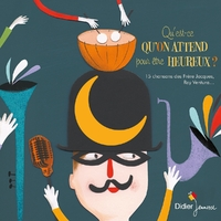Quest-Ce Quon Attend Pour 'tre Heur-Divers Interpretes-CD