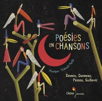 Poesies En Chansons-Thibault Maille-CD