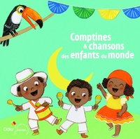 Comptines Et Chansons Des Enfants D--CD
