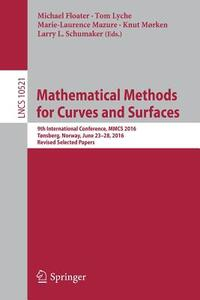 Mathematical Methods for Curves and Surfaces-boek cover voorzijde