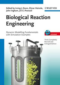 Biological Reaction Engineering-Irving J. Dunn