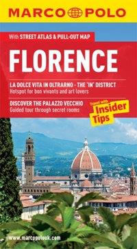Florence Marco Polo Guide [With Map]-