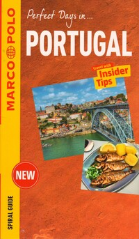 Marco Polo Spiral Guide Portugal-