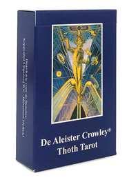 Crowley Thoth tarot kaarten-Crowley