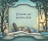 Dormouse and His Seven Beds-Susanna Isern