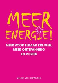Meer energie!-Meijke van Herwijnen-eBook
