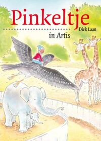 Pinkeltje in Artis-Dick Laan-eBook