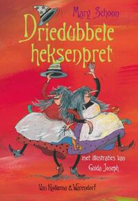 Driedubbele heksenpret-Mary Schoon-eBook