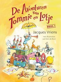 De avonturen van Tommie en Lotje deel 1-Jacques Vriens-eBook
