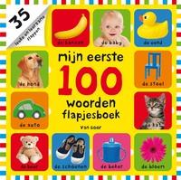 Mijn eerste 100 woorden flapjesboek-Nathalie Boyd
