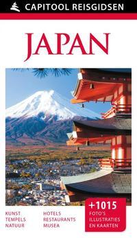 Capitool Reisgidsen: Japan-Angela Jeffs, John Hart Benson, Jon Burbank, Mark Brazil
