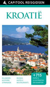 Capitool Reisgidsen: Kroatië-Gian Enrico Venturini, Leandro Zoppé