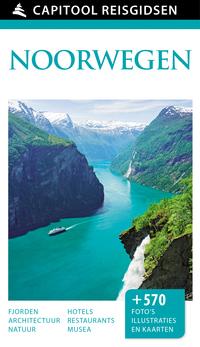 Capitool Reisgidsen: Noorwegen-Alf G. Andersen, Hans-Erik Hansen, Snorre Evensberget, Tine Flinder-Nyquist