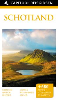 Capitool Reisgidsen: Schotland-Juliet Clough