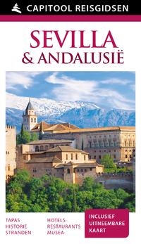 Capitool Reisgidsen: Sevilla & Andalusië + uitneembare kaart-Martin Symington, Neil Lukas, Nigel Tisdall