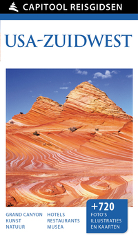 Capitool Reisgidsen: USA Zuidwest & Las Vegas-Donna Dailey, Michelle de Larrabeiti, Paul Franklin, Randa Bishop