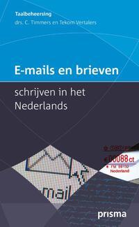 E-mails en brieven schrijven in het Nederlands-Corriejanne Timmers