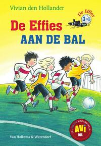 De Effies aan de bal (3-in-1)-Vivian den Hollander