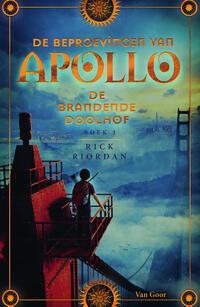 De brandende Doolhof-Rick Riordan-eBook