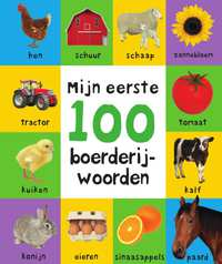 Mijn eerste 100 Mijn eerste 100 boerderijwoorden-Roger Priddy