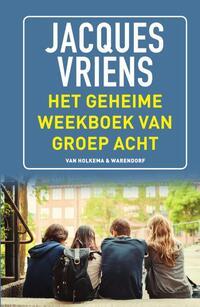 Het geheime weekboek van groep acht-Jacques Vriens