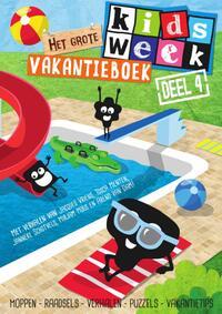 Het grote Kidsweek vakantieboek-