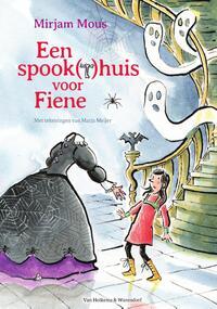 Een spook(t)huis voor Fiene-Mirjam Mous-eBook