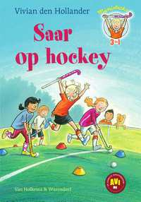 Ministicks Saar op hockey-Vivian den Hollander