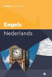 Prisma woordenboek Engels-Nederlands-