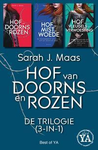 Hof van doorns en rozen - De trilogie-Sarah J. Maas-eBook