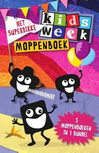 Kidsweek - Het superdikke Kidsweek moppenboek-