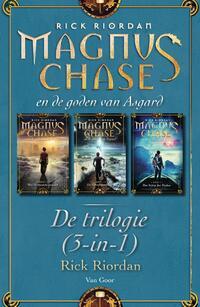 Magnus Chase en de goden van Asgard - De trilogie-Rick Riordan-eBook