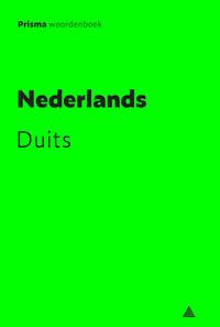Prisma woordenboek Nederlands-Duits-