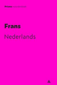 Prisma woordenboek Frans-Nederlands-A. Abeling, A.M. Maas