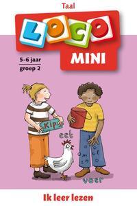Loco Mini - Ik leer lezen-Helga van de Ven