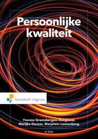 Persoonlijke kwaliteit-Drs. Y.H. Gramsbergen-Hoogland, M.A.J. Deveer, M.G. Leezenberg